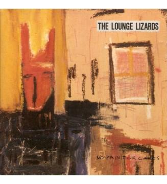 Lounge Lizards - No Pain For Cakes (LP, Album) mesvinyles.fr