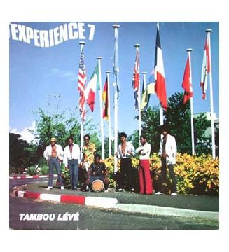 Experience 7* - Tambou Lévé (LP) mesvinyles.fr