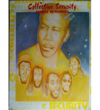 Collective Security - Tribute To Mandela (LP, Album) mesvinyles.fr