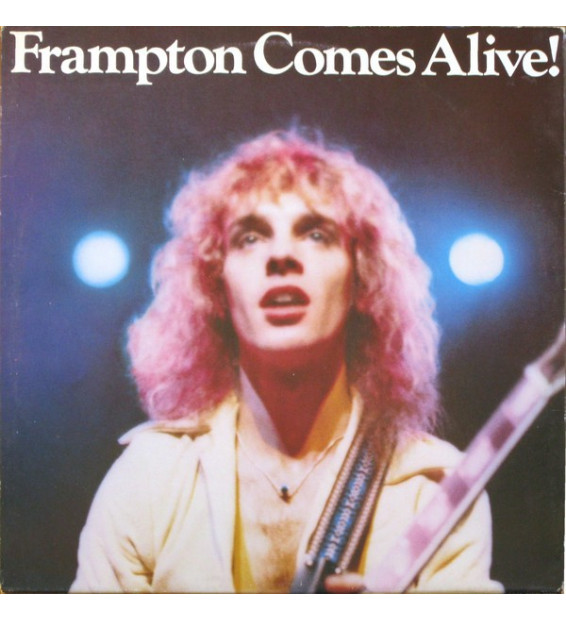 Peter Frampton - Frampton Comes Alive! - Vinyle Occasion