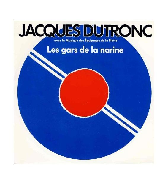 """Jacques Dutronc - Les Gars De La Narine (7"""") mesvinyles.fr"""
