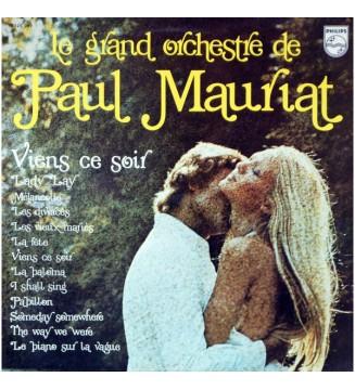 Le Grand Orchestre De Paul Mauriat - Viens Ce Soir (LP, Album) mesvinyles.fr