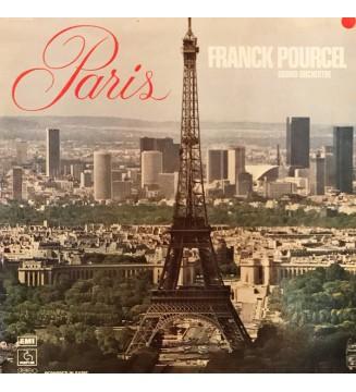 Franck Pourcel Et Son Grand Orchestre - Paris (LP, Album, Gat) mesvinyles.fr