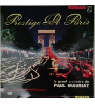Le Grand Orchestre De Paul Mauriat - Prestige De Paris (LP, Album) mesvinyles.fr