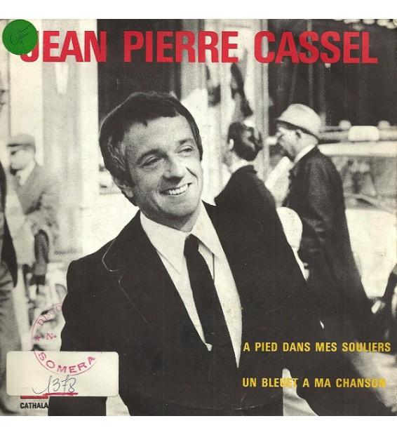 """Jean-Pierre Cassel - A Pieds Dans Mes Souliers / Un Bleuet A Ma Chanson (7"""", Single) mesvinyles.fr"""
