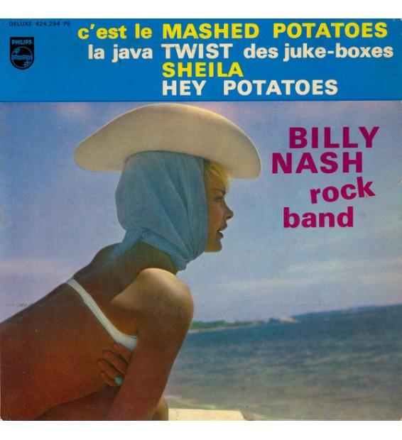 "Billy Nash Rock Band - 5e Serie Billy Nash Rock Band (7"", EP) mesvinyles.fr"
