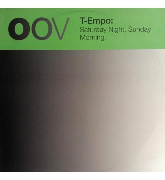 "T-Empo - Saturday Night, Sunday Morning (12"") mesvinyles.fr"