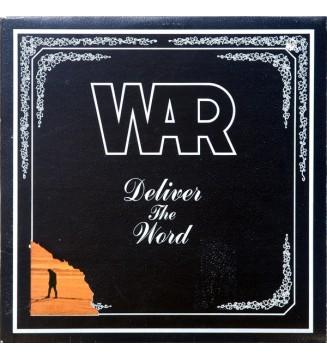 War - Deliver The Word (LP, Album, San) mesvinyles.fr