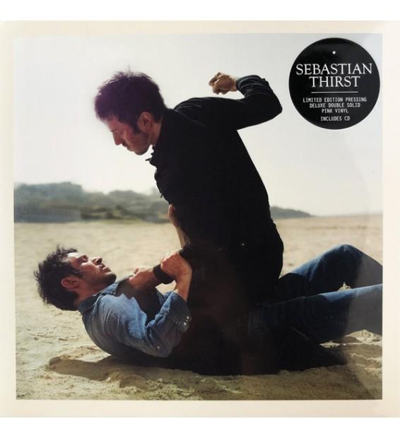 SebastiAn (6) - Thirst (2xLP, Album, Pin + CD, Album + Dlx, Ltd) mesvinyles.fr