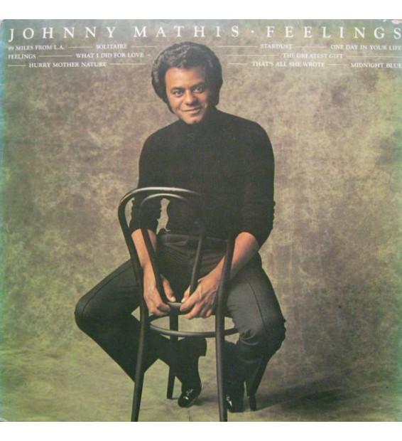 Johnny Mathis - Feelings (LP, Album) mesvinyles.fr
