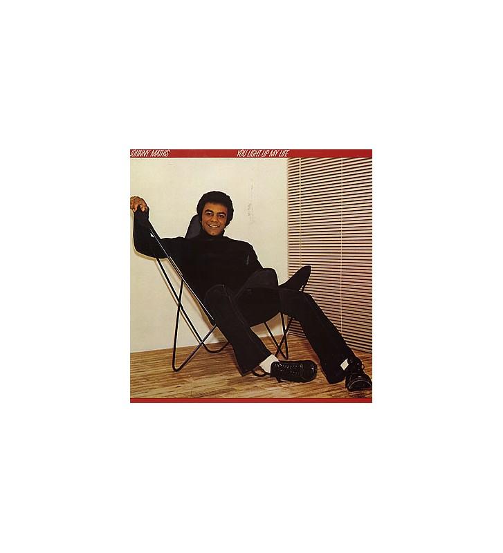 Johnny Mathis - You Light Up My Life (LP, Album) mesvinyles.fr