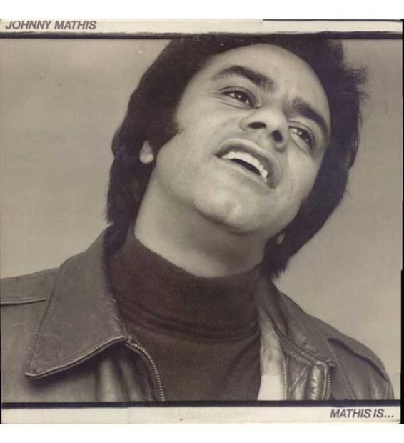 Johnny Mathis - Mathis Is... (LP) mesvinyles.fr