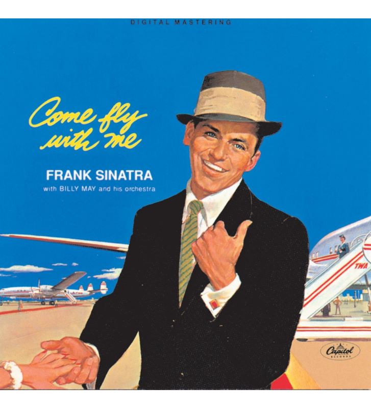 FRANK SINATRA - Come fly with me mesvinyles.fr