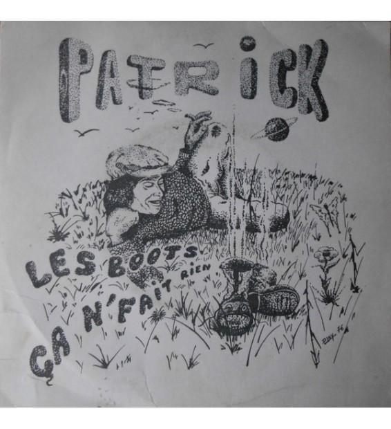 "Patrick Lay - Les Boots (7"", Single) mesvinyles.fr"