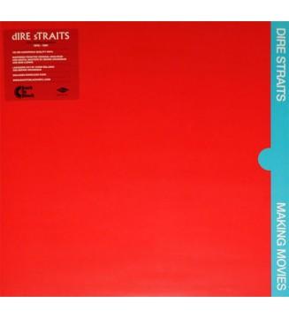 Dire Straits - Making Movies (LP, Album, RE, RM, 180) mesvinyles.fr