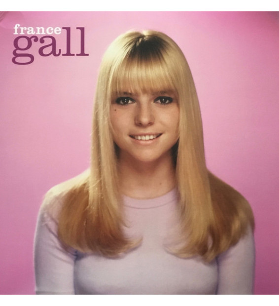 France Gall - France Gall (LP, Album, Comp, Mono) mesvinyles.fr