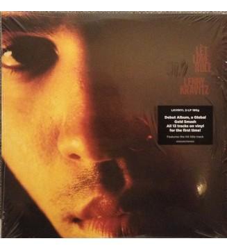 Lenny Kravitz - Let Love Rule (2xLP, Album, RE, Gat) mesvinyles.fr