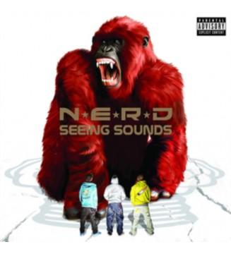 N*E*R*D - Seeing Sounds (2xLP, Album, RE) mesvinyles.fr
