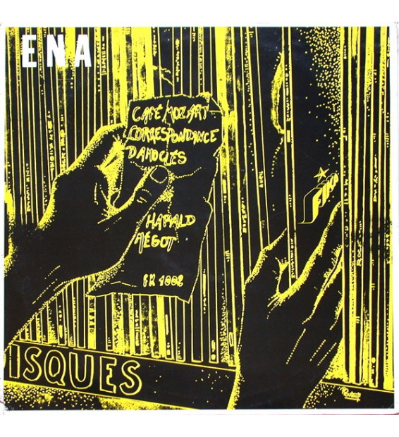 Various - ENA (LP, Comp)