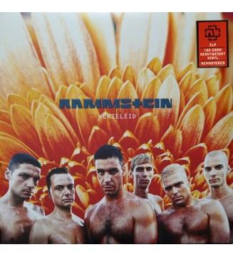 Rammstein - Herzeleid (2xLP, Album, RE, RM, 180) mesvinyles.fr