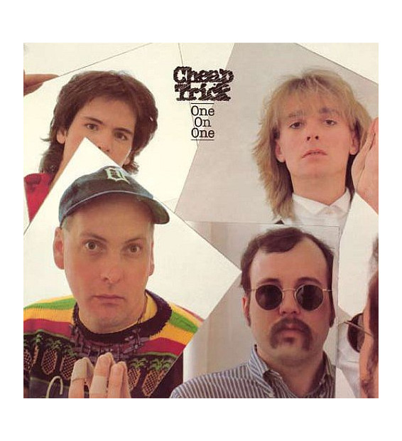 Cheap Trick - One On One (LP, Album)