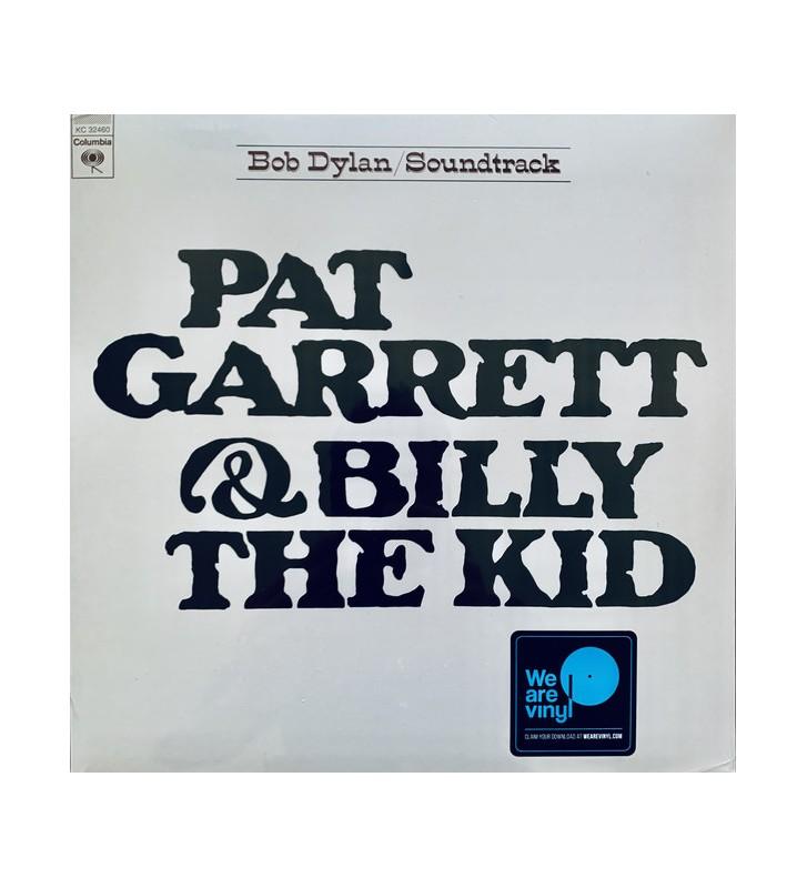 Bob Dylan - Pat Garrett & Billy The Kid - Original Soundtrack Recording (LP, Album, RE) mesvinyles.fr