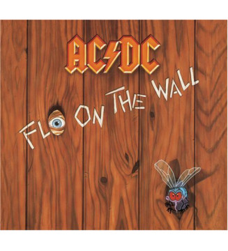 AC/DC - Fly On The Wall (LP, Album, RE, RM, 180) mesvinyles.fr