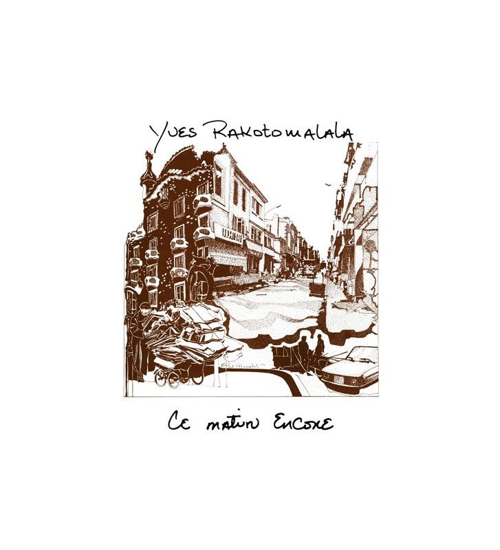 Yves Rakotomalala - Ce Matin Encore (LP, Album) mesvinyles.fr