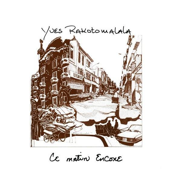 Yves Rakotomalala - Ce Matin Encore (LP, Album)