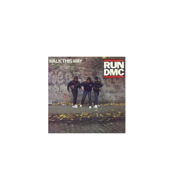 "Run-DMC - Walk This Way (12"") mesvinyles.fr"