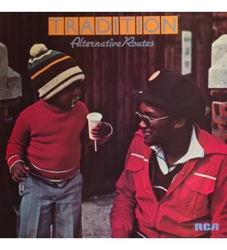 Tradition - Alternative Routes (LP, Album) mesvinyles.fr