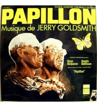 Jerry Goldsmith - Papillon (Bande Sonore Originale Du Film) (LP, Album) mesvinyles.fr
