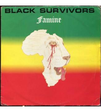Black Survivors (2) - Famine (LP) mesvinyles.fr