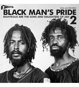 Various - Black Man's Pride 2 (Righteous Are The Sons And Daughters Of Jah) (2xLP, Comp) mesvinyles.fr