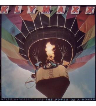 Klymaxx - Never Underestimate The Power Of A Woman (LP, Album, SP) mesvinyles.fr