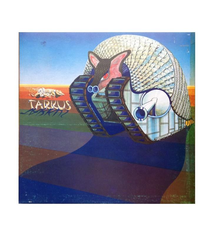 Emerson, Lake & Palmer - Tarkus (LP, Album, 'Ho) mesvinyles.fr