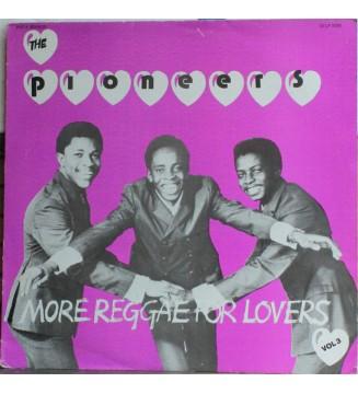 The Pioneers - More Reggae For Lovers Vol. 3 (LP) mesvinyles.fr