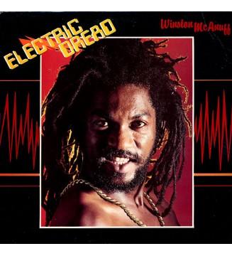 Winston McAnuff - Electric Dread (LP, Album) mesvinyles.fr