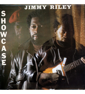 Jimmy Riley - Showcase (LP, Album) mesvinyles.fr