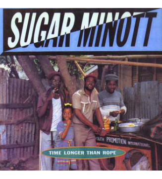 Sugar Minott - Time Longer Than Rope (LP, Album) mesvinyles.fr