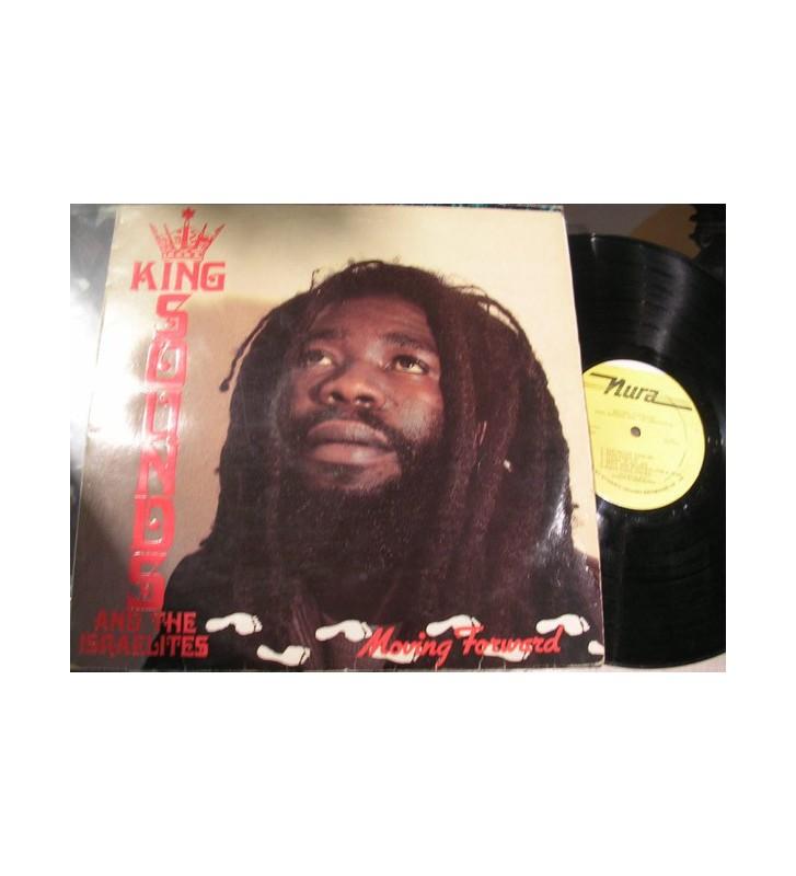 King Sounds And The Israelites - Moving Forward (LP, Album) mesvinyles.fr