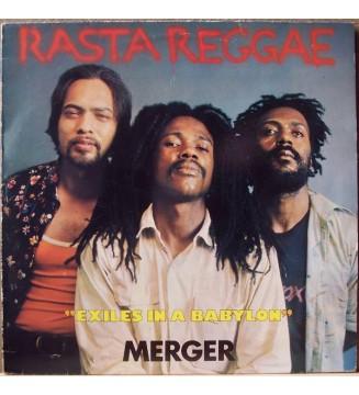Merger (2) - Exiles In A Babylon (LP, RE) mesvinyles.fr