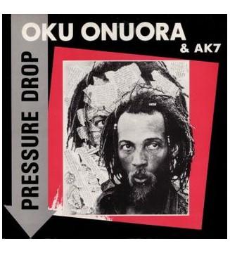 Oku Onuora & AK7 - Pressure Drop (LP, Album) mesvinyles.fr