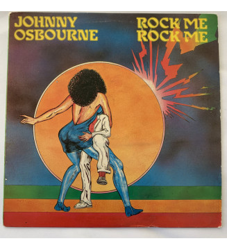 Johnny Osbourne - Rock Me Rock Me (LP, Album) mesvinyles.fr