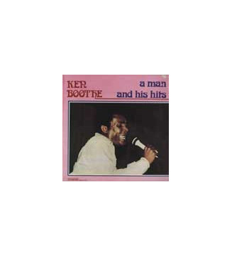 Ken Boothe - A Man And His Hits (LP, RE) mesvinyles.fr
