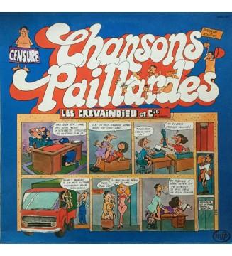 Les Crévaindieu Et Cie* - Chansons Paillardes Vol.5 (LP) mesvinyles.fr