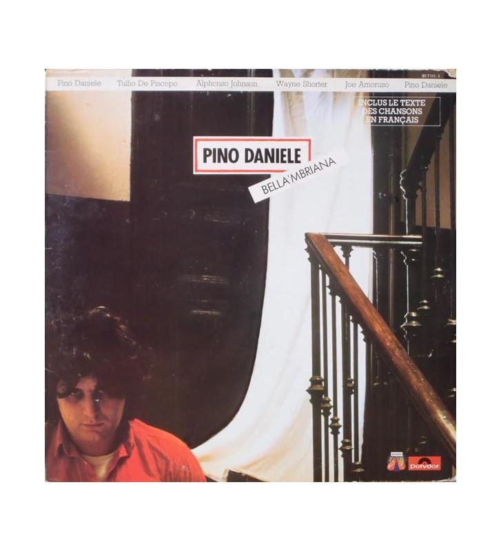 Pino Daniele - Bella 'Mbriana (LP, Album) mesvinyles.fr