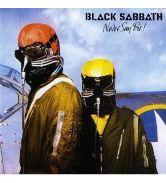 Black Sabbath - Never Say Die! (LP, Album) mesvinyles.fr