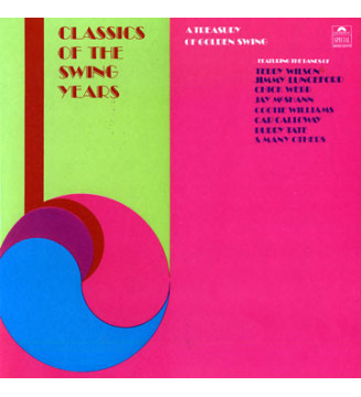 "Various - Classics Of The Swing Years (3x12"", Mono) mesvinyles.fr"