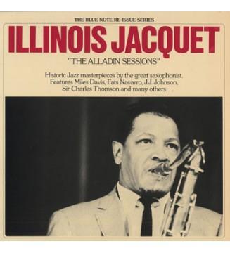 Illinois Jacquet - The Alladin Sessions (LP, Comp) mesvinyles.fr